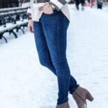 Skinny Jeans… Literally.