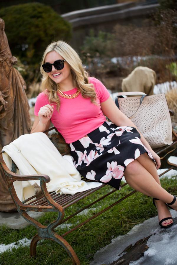 pinkyotto skirt