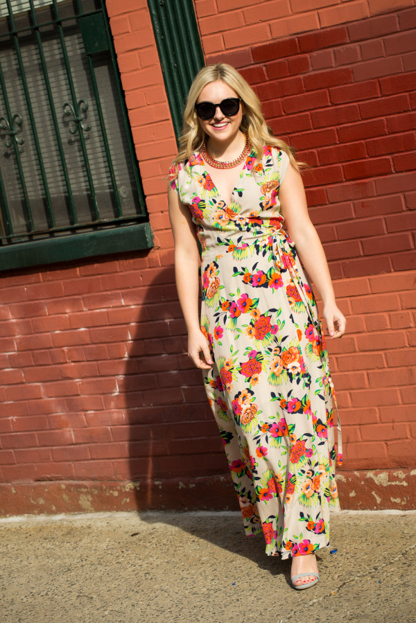 yumi kim peonies dress
