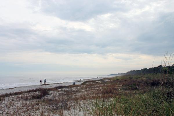 Sea-Pines-Beach