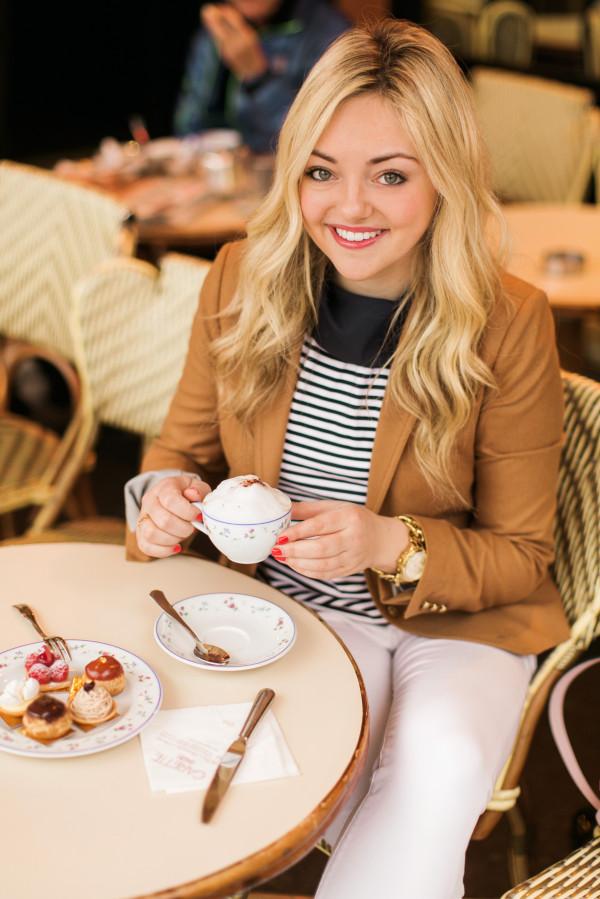 jessica sturdy, bows & sequins, paris blogger