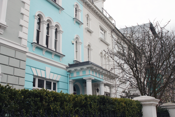 pastel-blue-townhouse-london