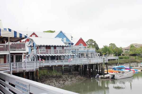 Burgers Hilton Head Island