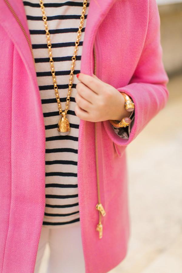 julie vos greek key necklace