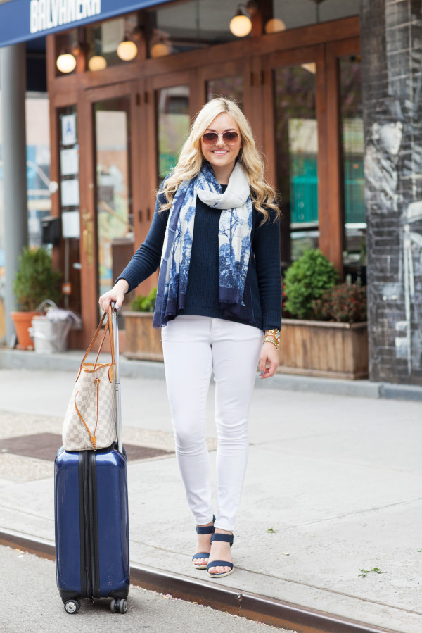summer travel style carry-on suitcase delsey helium