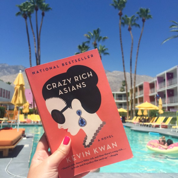 crazy rich asians, the saguaro palm springs pool