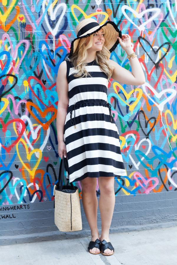 heart wall mural new york city nolita