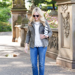 Leopard & Lace in Central Park