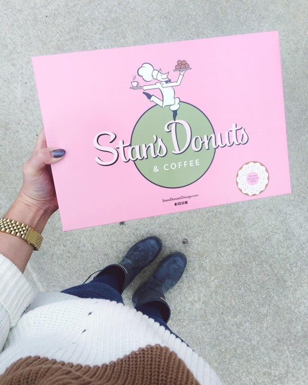 Thankful that I didnt eat the entire box of donutshellip