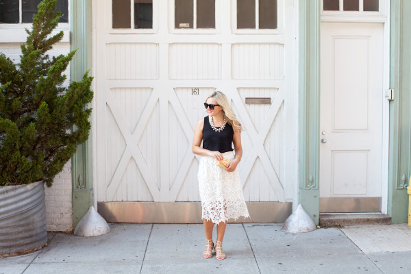 outfit to wear with gladiator sandals west village nyc