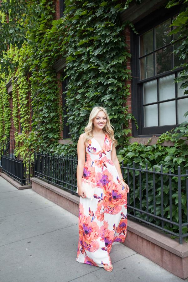 formal maxi dress summer