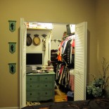 You Can Never Have A Closet Too Big