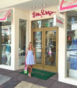 lilly pulitzer oakbrook