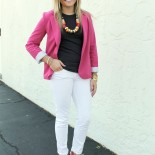 Black & White & Pink All Over