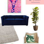 Apartment Decor: Living Room Updates