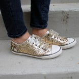 Sparkly Sneaks