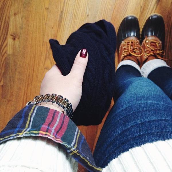bean boots 5