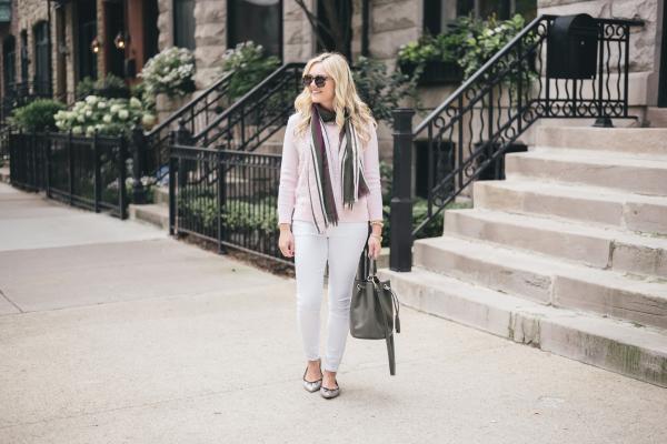 j.crew-pink-sweater,-white-denim-jeans,-glitter-flats,-olive-green-bucket-bag