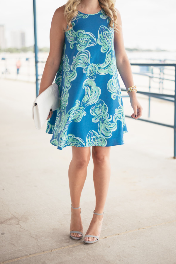 lilly pulitzer blue crush