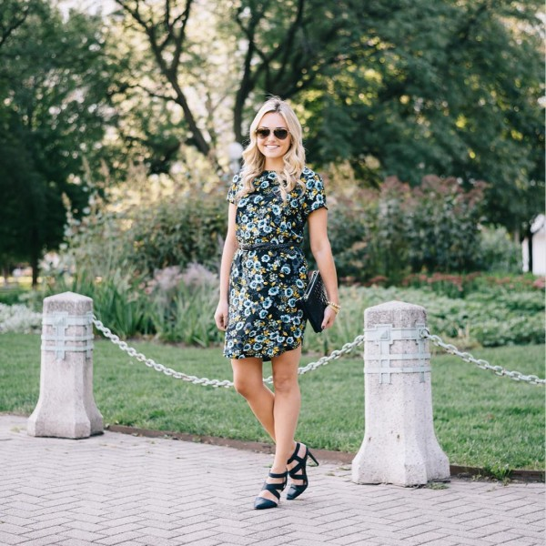 Fall florals on the blog today! bowsandsequinscom or shop withhellip
