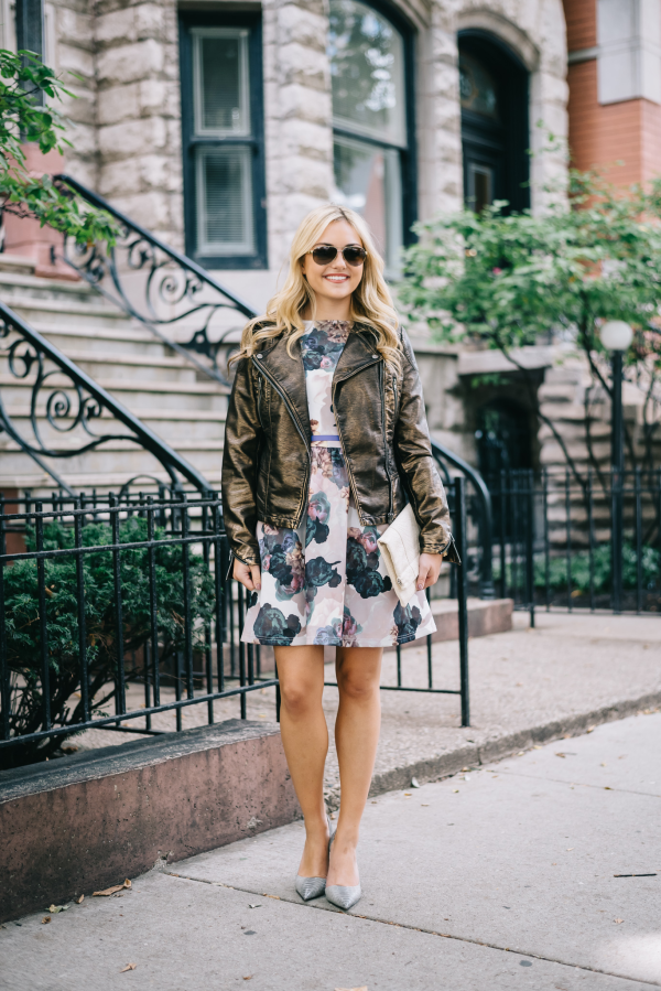 faux-leather-moto-jacket-fall-floral-dress