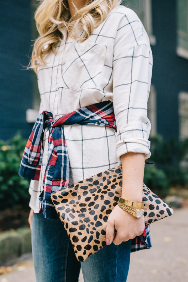 how-to-mix-prints-plaid-leopard-windowpane