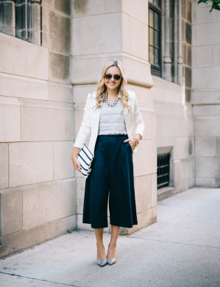 how-to-wear-culottes-to-work