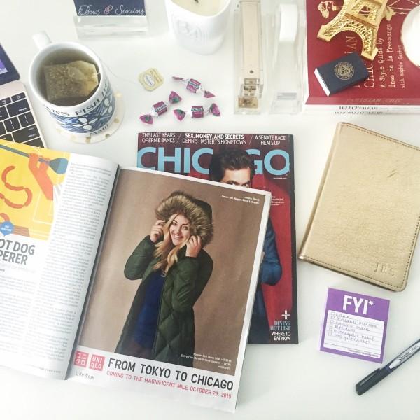 jessica sturdy uniqlo chicago magazine