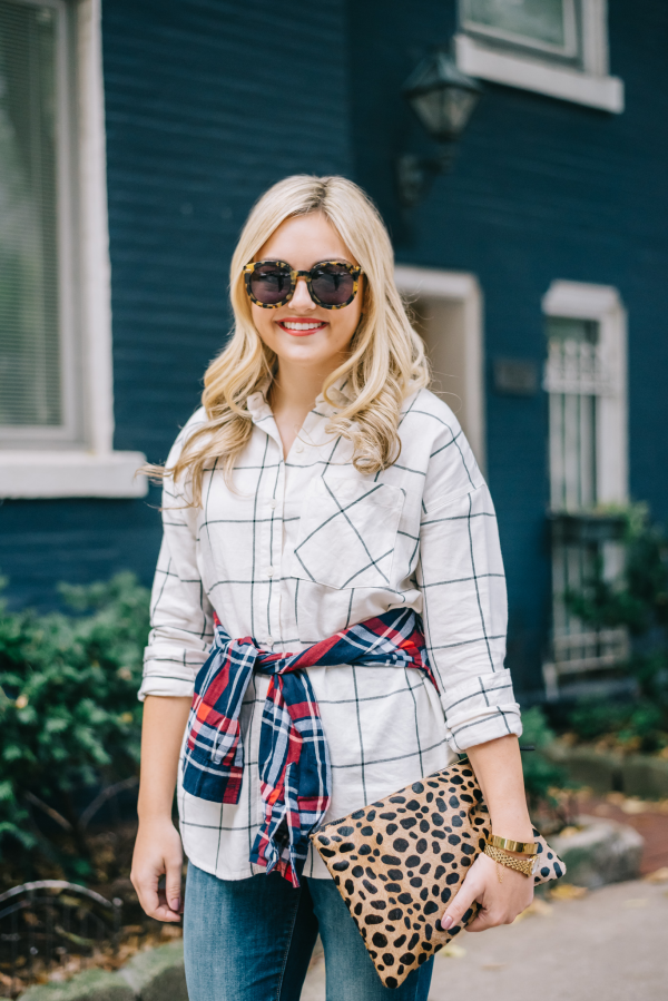 old-navy-plaid-shirts-clare-v-leopard-clutch