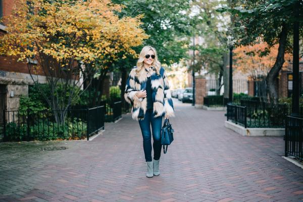 patchwork-faux-fur-jacket