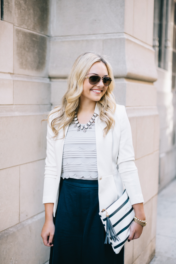 white-blazer,-grey-blouse,-navy-pants