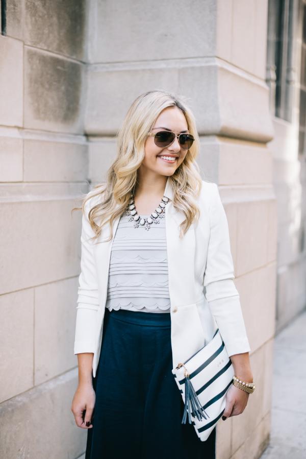 white-blazer,-grey-blouse,-navy-pants