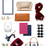 Gift Guide: Make it Monogrammed