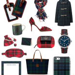 Gift Guide: Mad for Plaid
