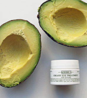 kiehl's avocado eye cream creamy eye treatment