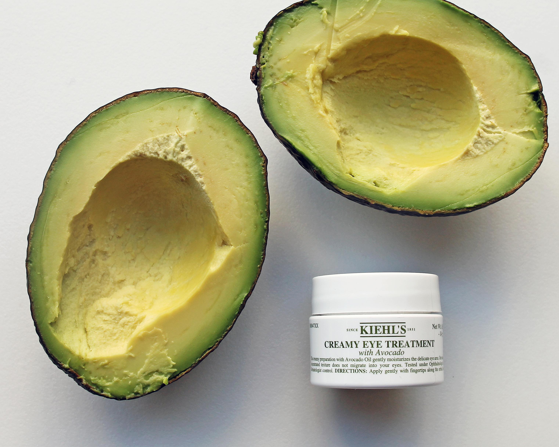 kiehl's avocado eye cream creamy eye treatment