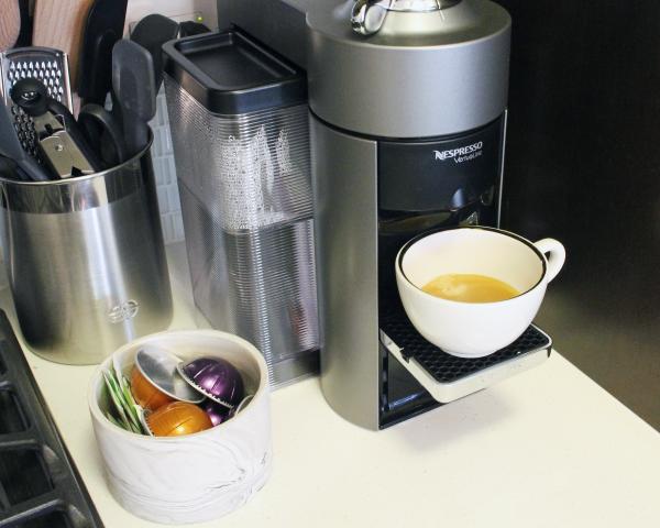 nespresso vertuoline machine