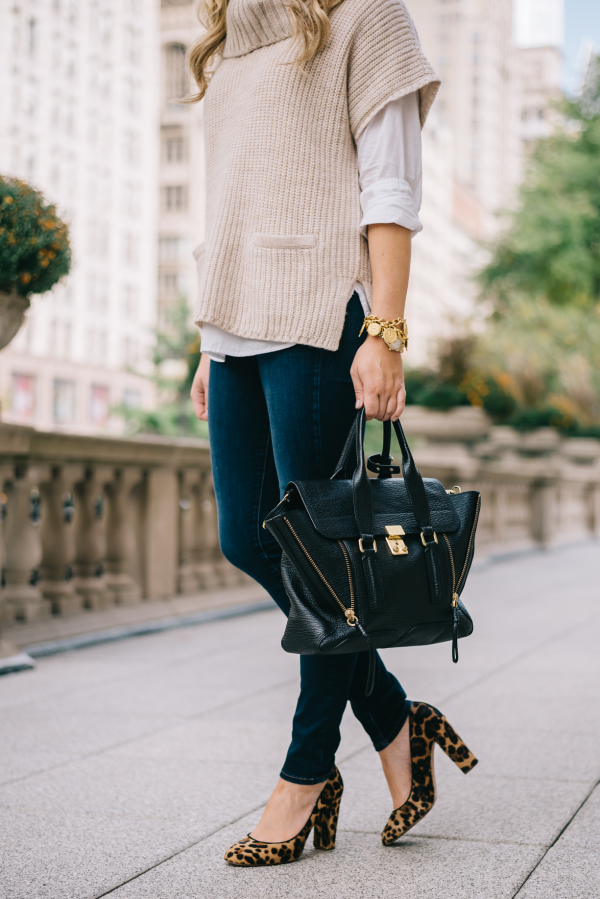 outfit-to-wear-with-leopard-heels-pumps