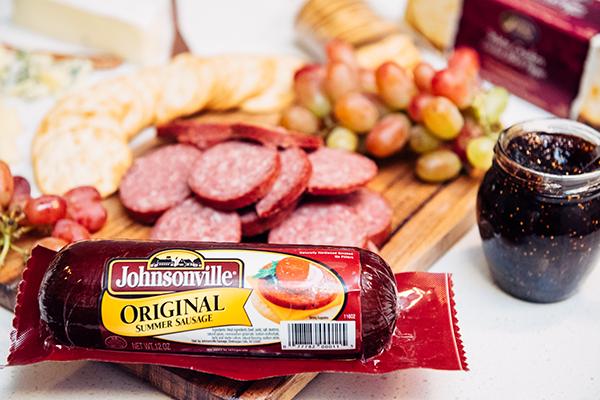 johnsonville summer sausage