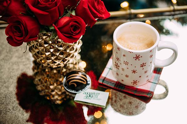 nespresso swiss chocolate coffee