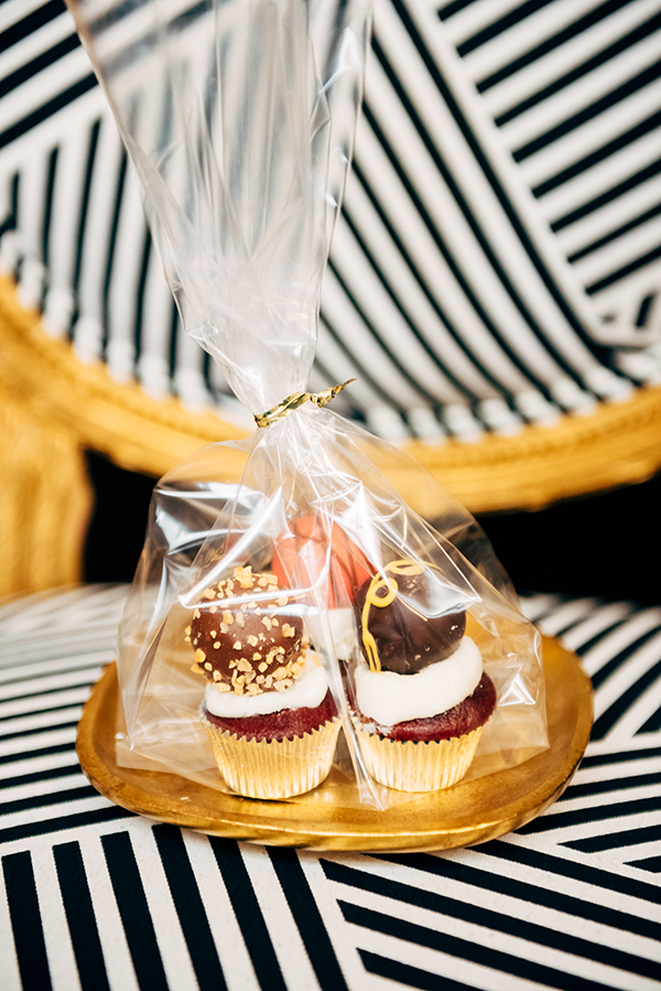 treat bags hosting a party