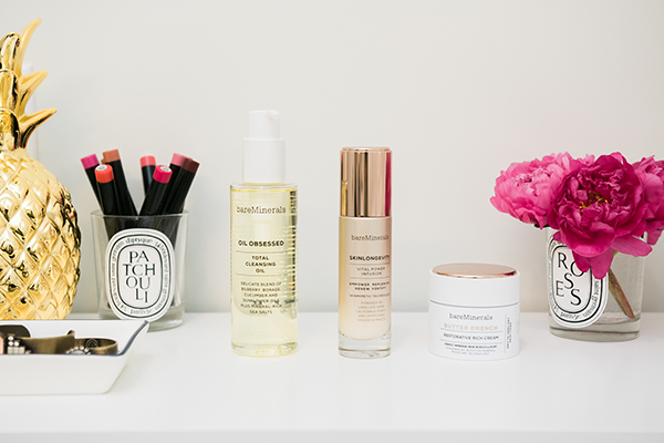 Skincare Secrets — bows & sequins