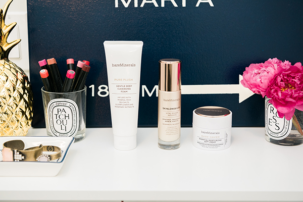 bare minerals skincare review
