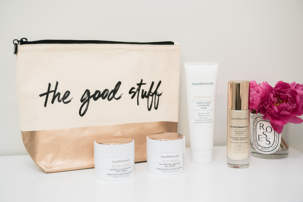 bare minerals the good stuff bag