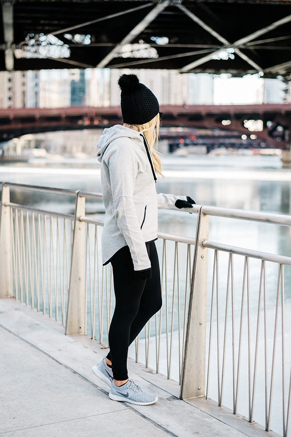 chicago outdoor fitness gear cold weather