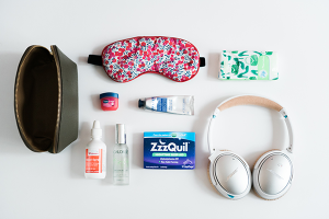 Bows & Sequins shares what to Pack in Your Carry-On