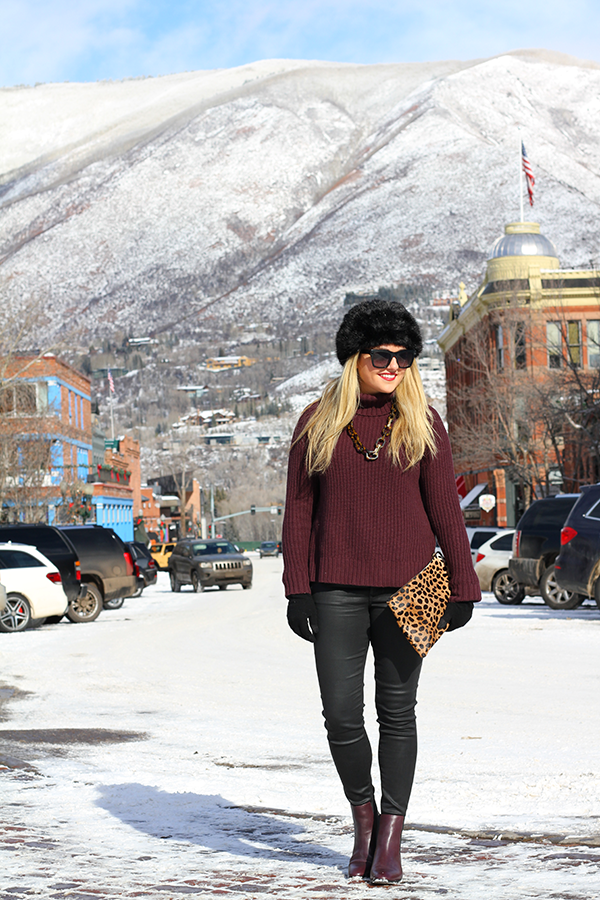 what to wear in aspen fashion style fur