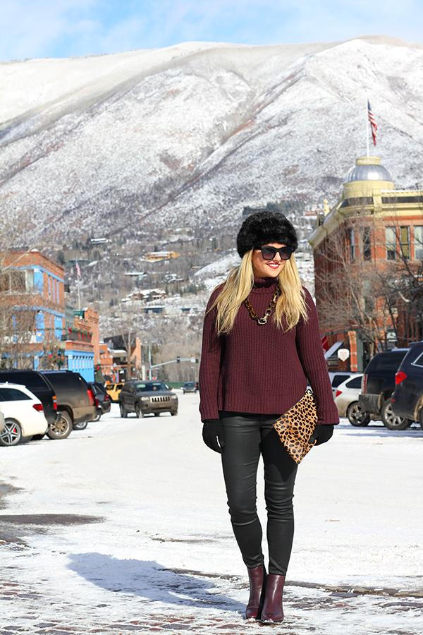 what to wear in aspen fashion style fur