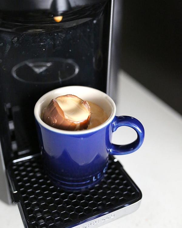 easter egg recipes chocolate espresso