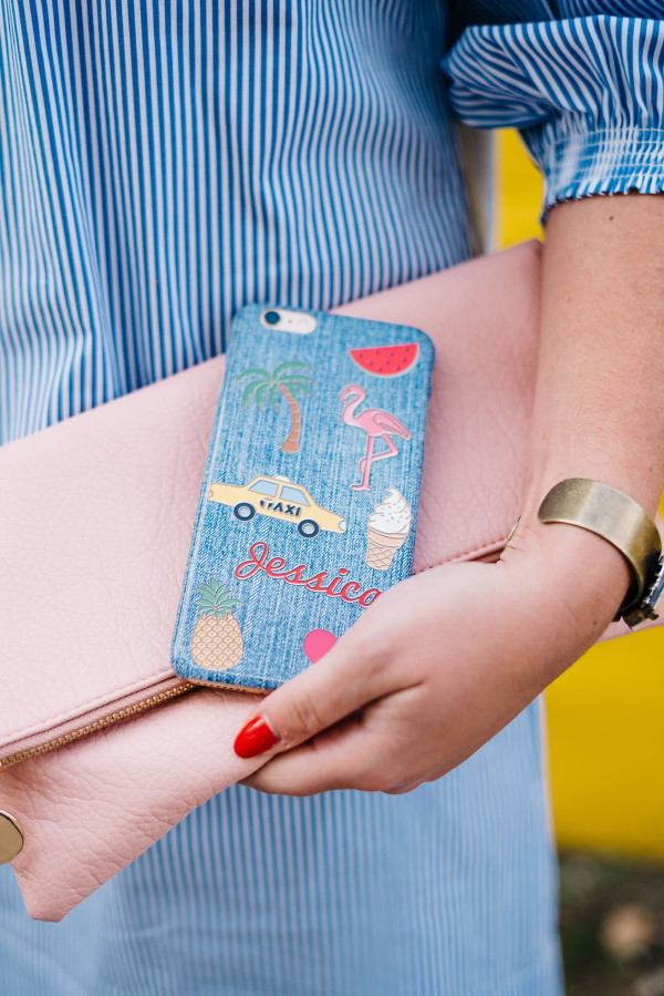 minnie and emma iphone case